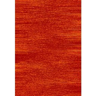 Rust Woodgrain Estella Turkish Area Rug (6' x 8')