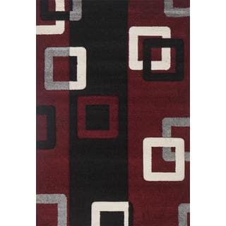 Red Link Milano Turkish Area Rug (6' x 8')