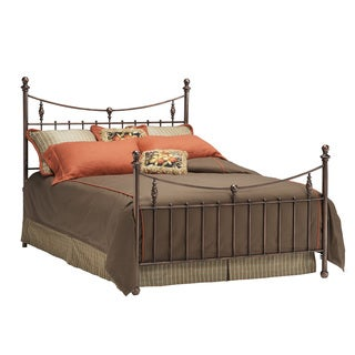Penny Antique Copper Full Headboard