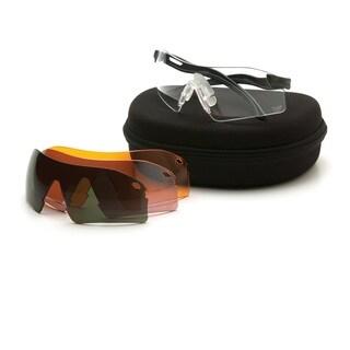 Venture Gear Drop Zone Glasses Kit with 4-interchangeable Lenses