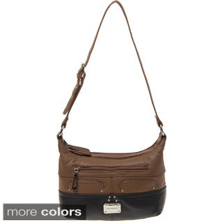 Stone Mountain Rockland Leather Hobo