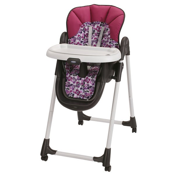 Graco meal time high chair in pammie 16739003 overstock com