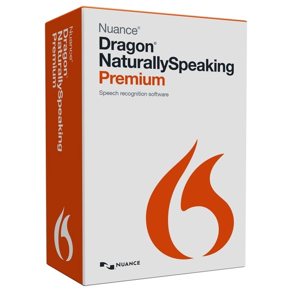 Nuance Dragon NaturallySpeaking v.13.0 Premium - 1 User