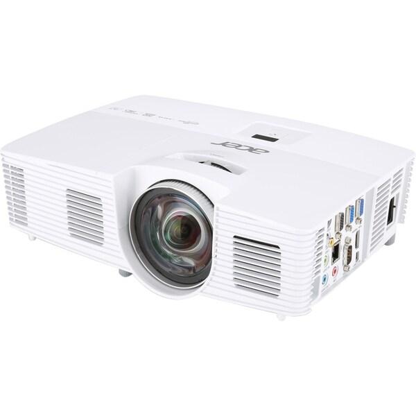 Acer S1383WHne 3D Ready DLP Projector - 720p - HDTV - 16:10
