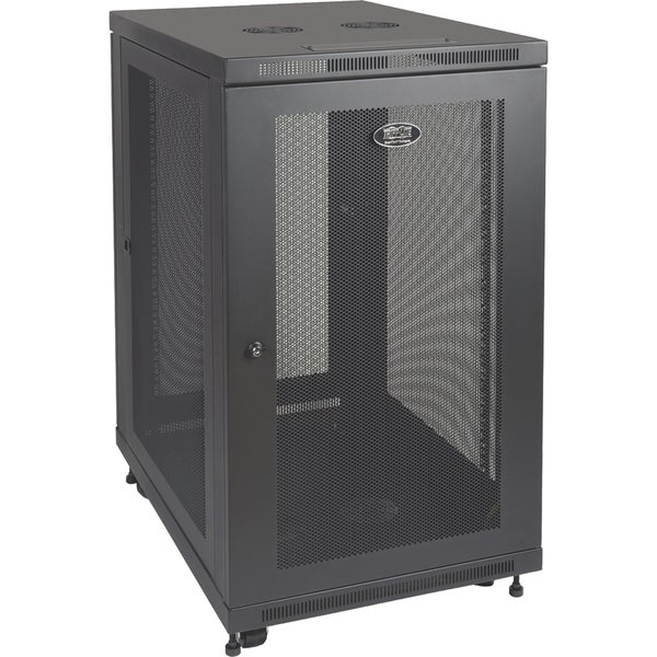 "Tripp Lite 24U Rack Enclosure Server Cabinet 33"" Deep"