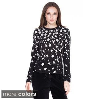 Von Ronen New York Stars Pullover