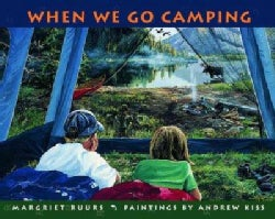 When We Go Camping (Paperback)