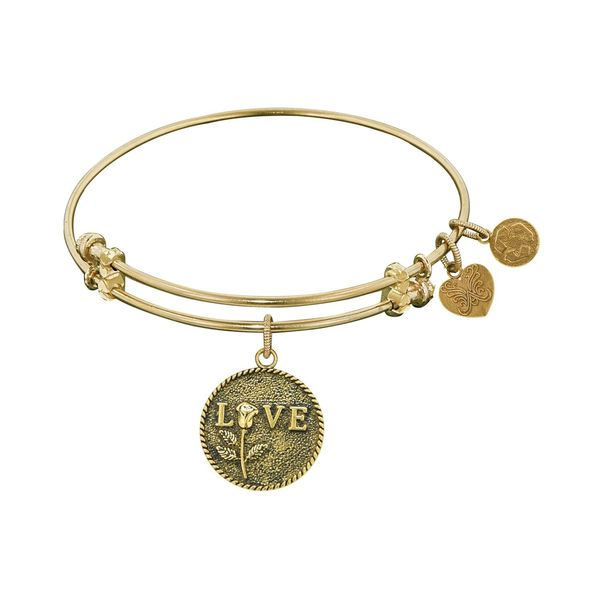 Angelica Love, Rose Charm Bangle
