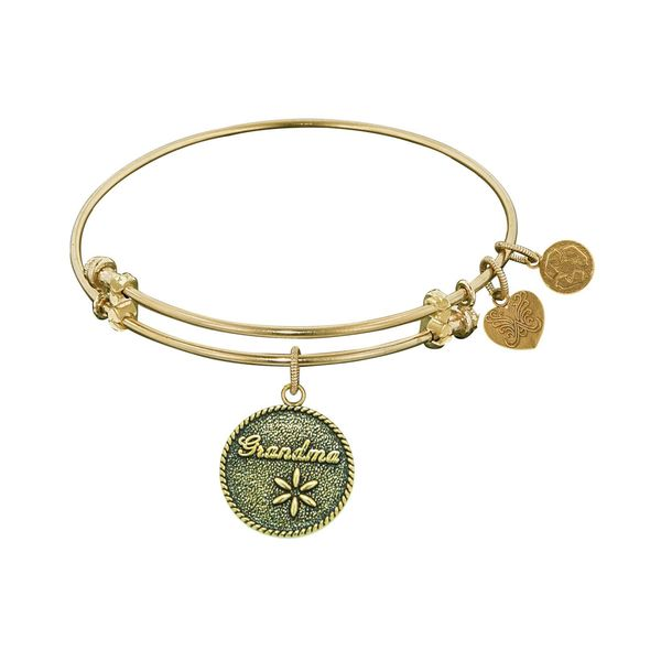 Angelica Grandma Charm Bangle