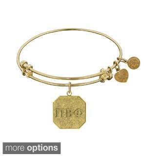 Angelica Pi Beta Phi Fashion Charm Bangle Bracelet