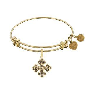 Angelica Brass Wizard Of Oz Courage Charm Bracelet