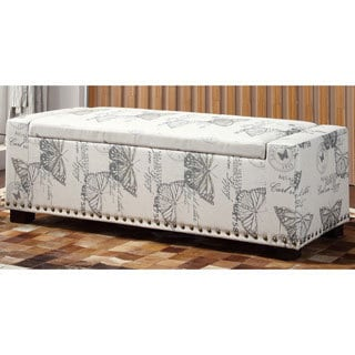 Royal Comfort Koket Butterfly Luxury Ottoman
