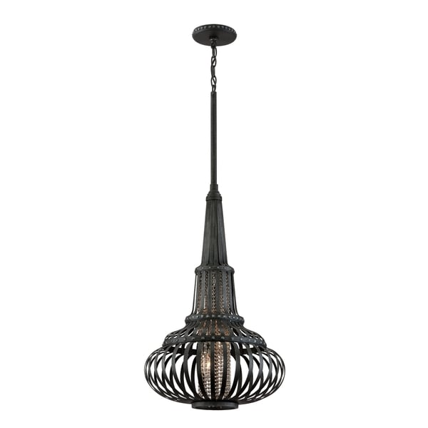 Corbett Lighting Eden 3-light Pendant