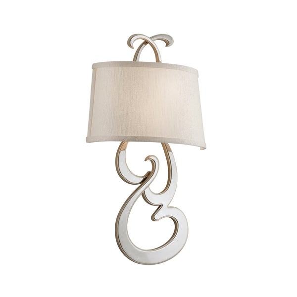 Corbett Lighting Day Dream 2-light Wall Sconce