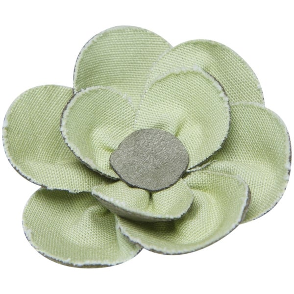 Kathy Ireland Loved Ones Floral Collar Accessory-Green