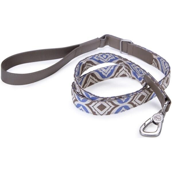 Kathy Ireland Loved Ones Fashion Dog Leash 6ft-Blue