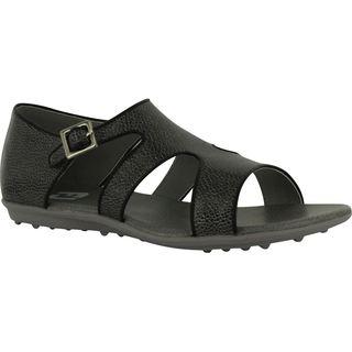Footjoy Women's Naples Collection Black Print Golf Sandals