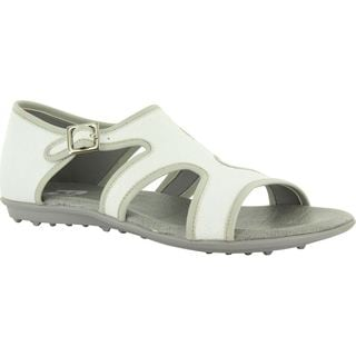 Footjoy Women's Naples Collection Golf Sandals White Print