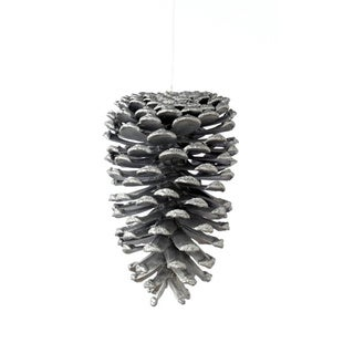 Sage & Co Sage & Co. Pine Cone Christmas Ornament (Pack of 12)