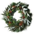 Sage & Co Sage & Co. Pine/ Eucalyptus/ Juniper 24-inch Wreath