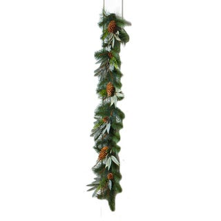 Sage & Co. 72-inch Pine/ Eucalyptus/ Juniper Garland