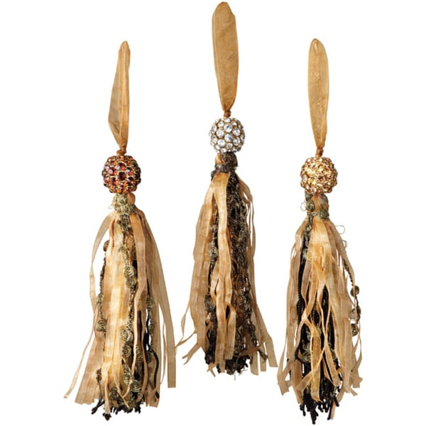 Sage & Co Sage & Co. 5-inch Tassel Jewelry Top Assortment (Pack of 3)