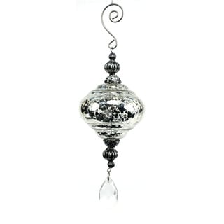 Sage & Co Sage & Co. 5-inch Glass Pendant Ornament (Pack of 6)