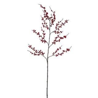 Sage & Co Sage & Co. 52-inch Red Ilex Berry Stem (Set of 2)