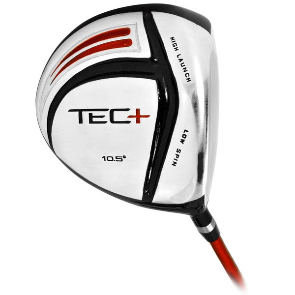 Tec+ Club Set 10.5 Driver 3 and 5 Fairway Wood (Men's Right Hand Regular Flex)