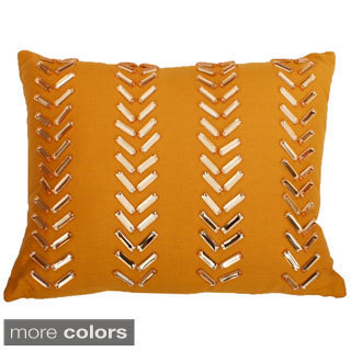Dora Gemstone Decorative Throw Pillow