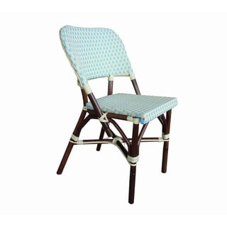 Veranda Blue Bistro Chair (Set of 2)