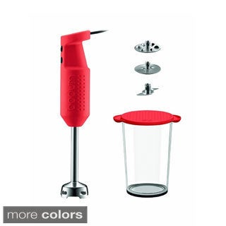 Bodum Stick Blender with Accessories