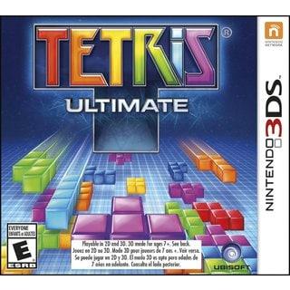 Nintendo 3DS - Tetris Ultimate