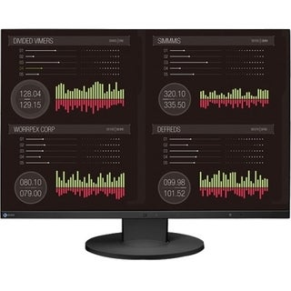 "Eizo FlexScan EV2455FX-BK 24.1"" LED LCD Monitor - 16:9"