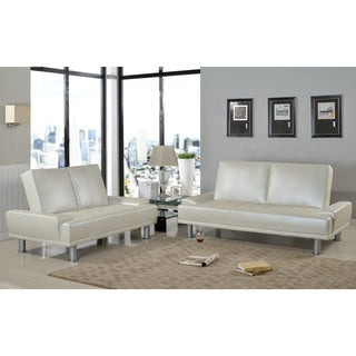 Lorena Sofa and Loveseat Set