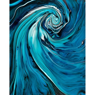 'The Wave' Canvas Wall Art