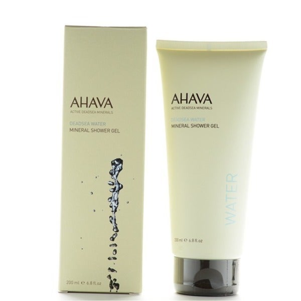 Ahava Deadsea Water Mineral 6.8-ounce Shower Gel