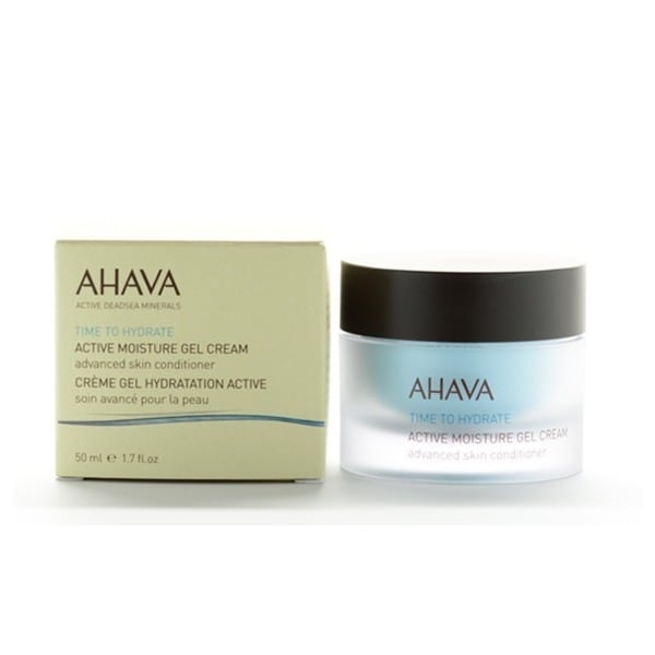 Ahava Time To Hydrate Active Moisture 1.7-ounce Gel Cream