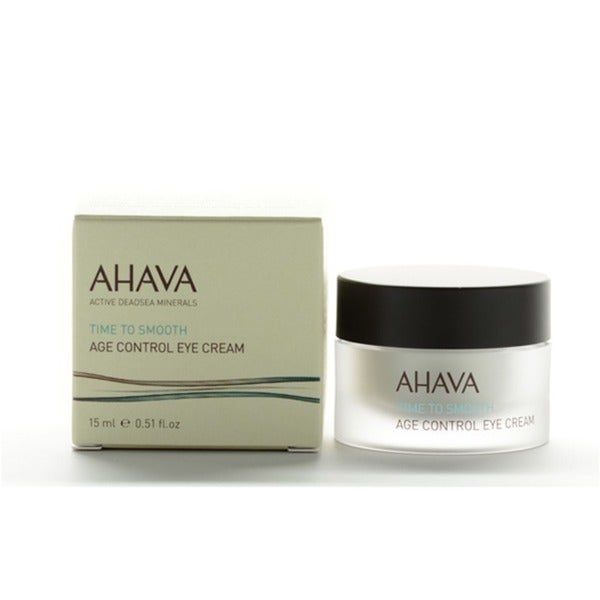 Ahava Time To Smooth Age Control 0.51-ounce Eye Cream