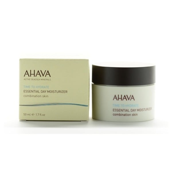 Ahava Time to Hydrate Essential 1.7-ounce Day Moisturizer