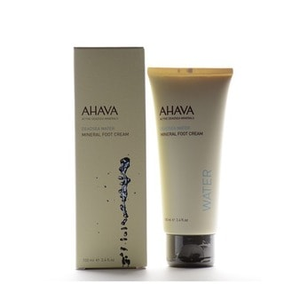 Ahava Deadsea Water Mineral 3.4-ounce Foot Cream