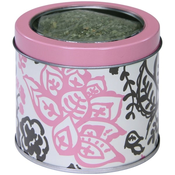 Kathy Ireland Loved Ones Catnip Canister-Pink