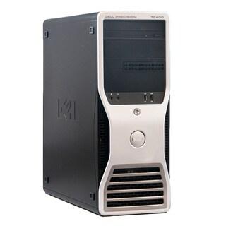 Dell Precision T5400 2X Quad Core Intel Xeon 2.3GHz 250GB Computer (Refurbished)