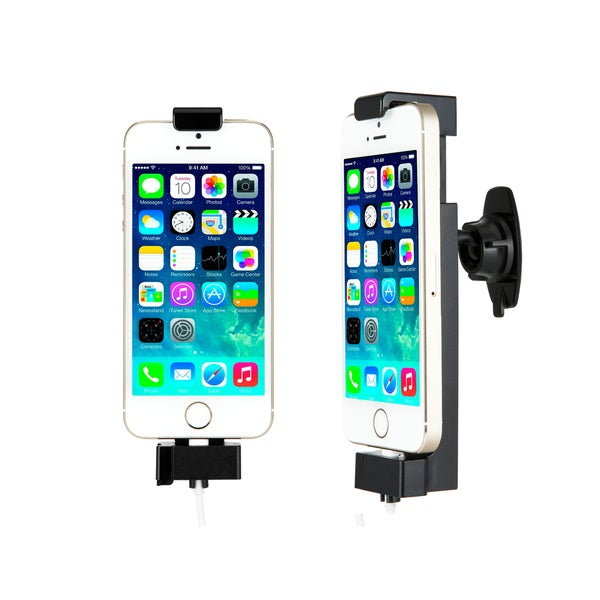 Sinjimoru Sinji In-car Mount and Charger Kit for iPhone