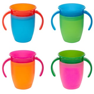 Munchkin 7-ounce Miracle 360 Trainer Cup