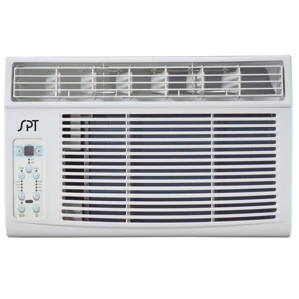 SPT 8,000btu Energy Star Window Air Conditioner 14222706
