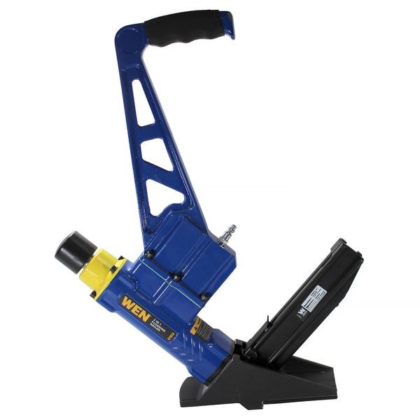 WEN 61953 3-in-1 Pneumatic Hardwood Flooring Nailer