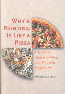 Why a Painting Is Like a Pizza: A Guide to Understanding and Enjoying Modern Art (Paperback)