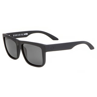 Spy Optic 'Discord' Matte Black 80's Inspired Sunglasses