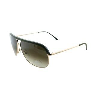 Lacoste Unisex LA 126 315 Aviator Sunglasses